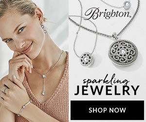 Brighton, sparkling JEWELRY SHOP NOW