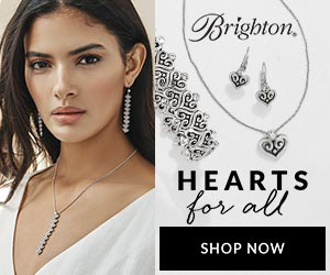 Brighton HEARTS for all SHOP NOW