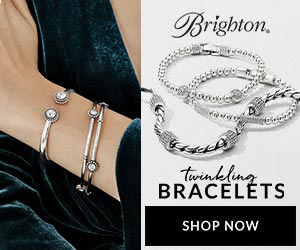 Brighton, twinkling BRACELETS SHOP NOW