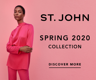 ST. JOHN SPRING 2020 COLLECTION DISCOVER MORE