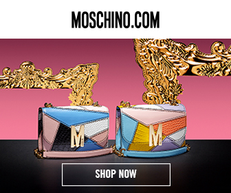 MOSCHINO.COM SHOP NOW