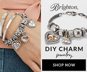 Brighton. Famil DIY CHARM jeweloy SHOP NOW