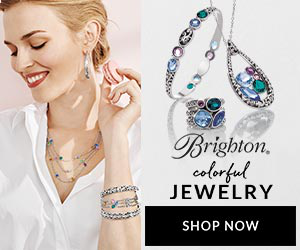 Brighton. colorful JEWELRY SHOP NOW