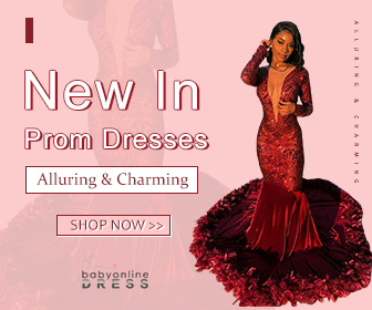 New In Prom Dresses Alluring & Charming SHOP NOW >> babyonline URESS ALLURING A SRARM ING