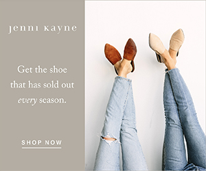 jenni kayne Get the shoe that has sold out every season. SHOP NOW