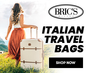 BRIC'S ITALIAN TRAVEL BAGS SHOP NOW
