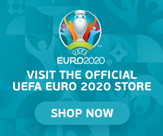 TM DEFA EURO2020 VISIT THE OFFICIAL UEFA EURO 2020 STORE SHOP NOW