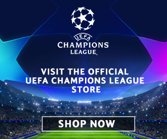 VEFT CHAMPIONS LEAGUE, VISIT THE OFFICIAL UEFA CHAMPIONS LEAGUE STORE SHOP NOW