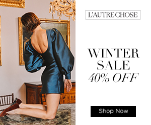 L'AUTRECHOSE WINTER SALE 40% OFF Shop Now
