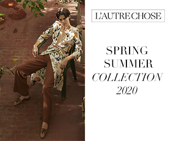 L'AUTRECHOSE SPRING SUMMER COLLECTION 2020