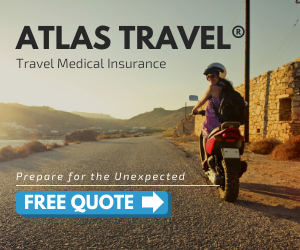ATLAS TRAVEL Travel Medical Insurance Prepare for the Unexpected FREE QUOTE