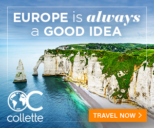 EUROPE is always a GOOD IDEA collette TRAVEL NOw >
