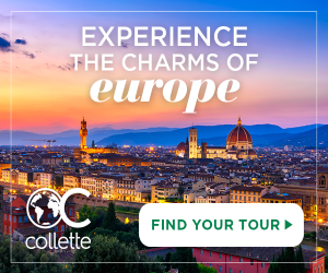 EXPERIENCE THE CHARMS OF europe gig: FIND YOUR TOUR collette