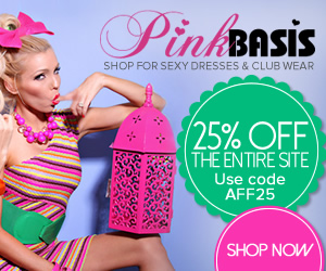 PinkBAsis SHOP FOR SEXY DRESSES & CLUB WEAR 25% OFF THE ENTIRE SITE Use code AFF25 SHOP NOW