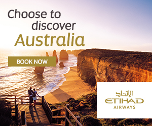 Choose to discover Australia BOOK NOW ETIHAD AIRWAYS
