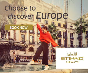 Choose to discover Europe BOOK NOW ETIHAD AIRWAYS
