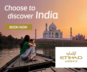 Choose to discover India BOOK NOW ETIHAD AIRWAYS