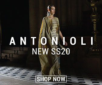 ANTONIOLI NEW SS20 SHOP NOW