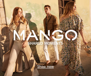 MANGO SHARED MOMENTS Shop now