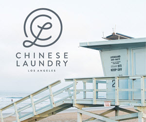 CHINESE LAUNDRY LOS ANGELES KEP OF