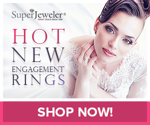 SupeřJeweler HOT NEW ENGAGEMENT RINGS SHOP NOW!