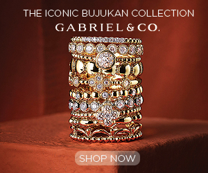 THE ICONIC BUJUKAN COLLECTION GABRIEL & CO. SHOP NOW