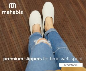 mahabis premium slippers for time well spent SHOP NOW