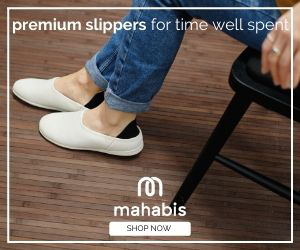premium slippers for time well spent mahabis SHOP NOW