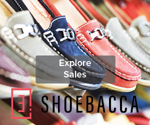 Explore Sales O SHOEBACCA