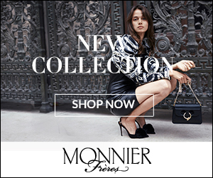NEW COLLECTION SHOP NOW MONNIER Frères