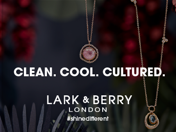 CLEAN. COOL. CULTURED. LARK & BERRY LONDON #shinedifferent