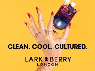 CLEAN. COOL. CULTURED. LARK & BERRY LONDON