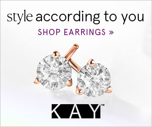 style according to you SHOP EARRINGS » KAY