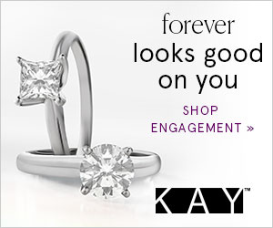 forever looks good on you SHOP ENGAGEMENT >> KAY