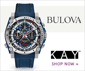 BULOVA KAY SHOP NOW »