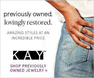 previously owned. lovingly restored. AMAZING STYLES AT AN INCREDIBLE PRICE SHOP PREVIOUSLY OWNED JEWELRY »