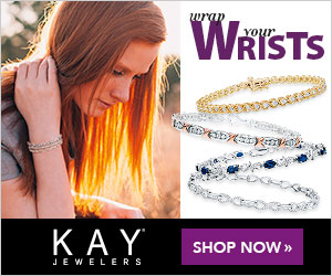 wrap WRISTS Your KAY SHOP NOW » JEWELERS