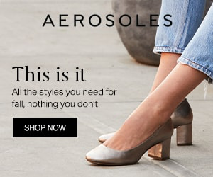 AEROSOLES This is it All the styles you need for fall, nothing you don't SHOP NOW