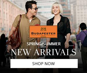 BUDAPESTER SPRING/SUMMER NEW ARRIVALS SHOP NOW