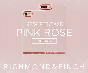 NEW RELEASE PINK ROSE SHOP NOW RICHNONGRINCH HMONDAFINCH RICHMOND & FINCH