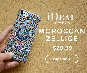 IDEAL OF SWEDEN MOROCCAN ZELLIGE $29.99 SHOP NOW