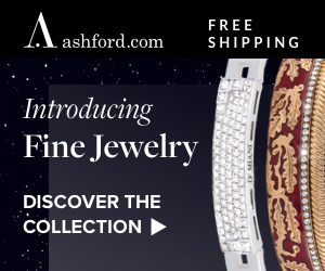 FREE .ashford.com SHIPPING Introducing Fine Jewelry DISCOVER THE COLLECTION D MIANI