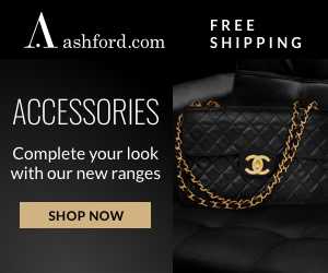 FREE .ashford.com SHIPPING ACCESSORIES Complete your look with our new ranges SHOP NOW