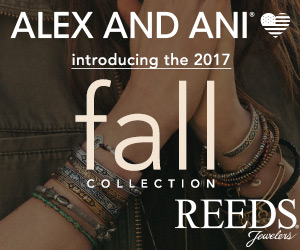 ALEX AND ANI introducing the 2017 fall COLLECTION REEDS Jourles