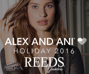 ALEX AND ANI HOLIDAY 2016 REEDS Jouelors