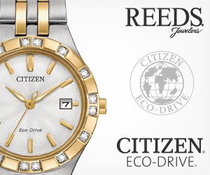 REEDS Jowelers ITIZEN CITIZEN Eco-Drive CITIZEN. ECO-DRIVE.