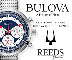 BULOVA A History of Firsts REINTRODUCING THE BurovA BULOVA CHRONOGRAPH C REEDS Jouxdens