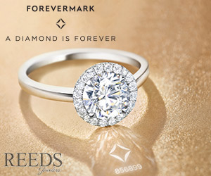 FOREVERMARK A DIAMOND IS FOREVER REEDS 856899