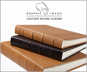 GRAPHIC U IMA GE LEATHER BOUND ALBUMS