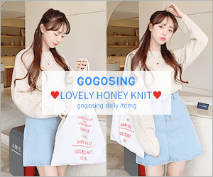 GOGOSING VLOVELY HONEY KNIT gogosing daily itemg ロ 転